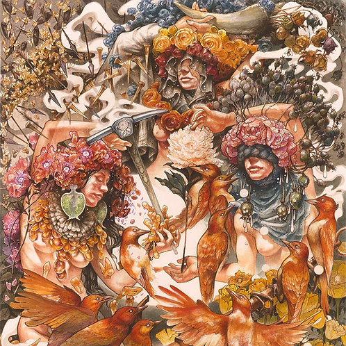 Baroness - Gold And Grey CD Released 14/06/19