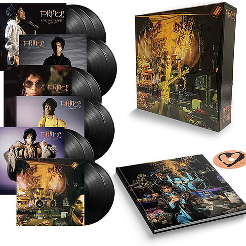 Prince - Sign O' The Times Super Deluxe LP Set Released 25/09/20