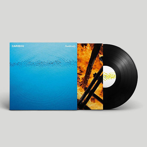 Caribou - Suddenly LP Released 28/02/20