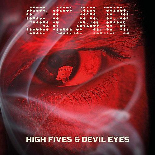 SCAR - High Fives & Devil Eyes LP Released 15/11/19