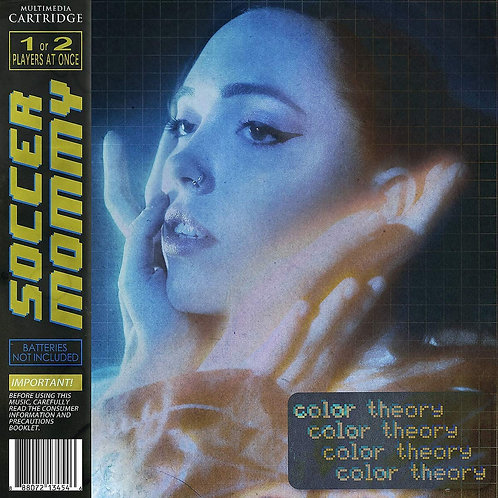 Soccer Mommy - Color Theory LP Released 28/02/20