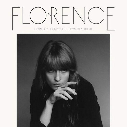 Florence + The Machine - How Big, How Blue, How Beautiful Vinyl LP