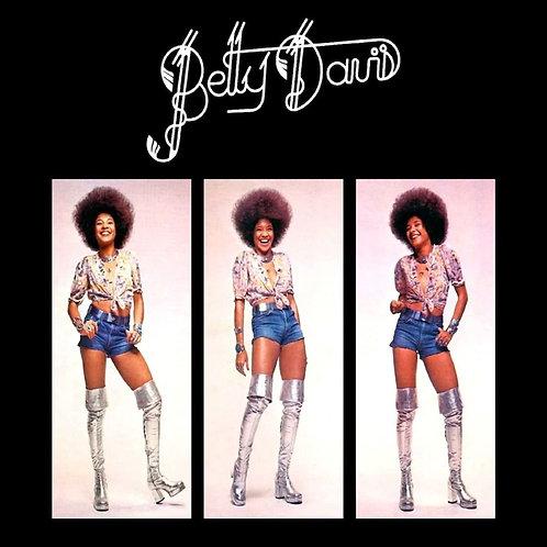 Betty Davis - Betty Davis LP Released 20/11/20
