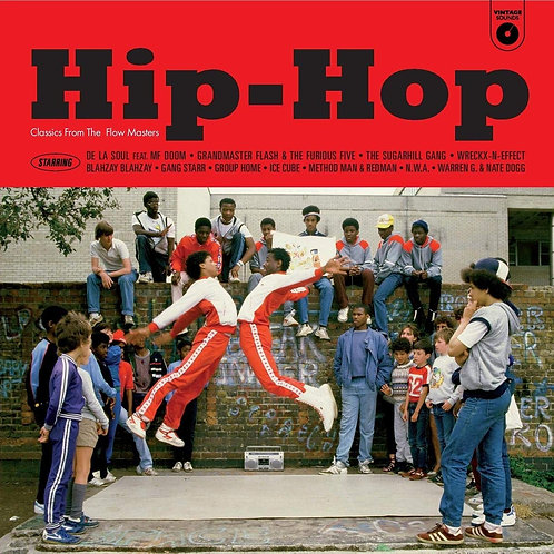 Hip-Hop - Classics From The Flow Masters LP Released 28/06/19