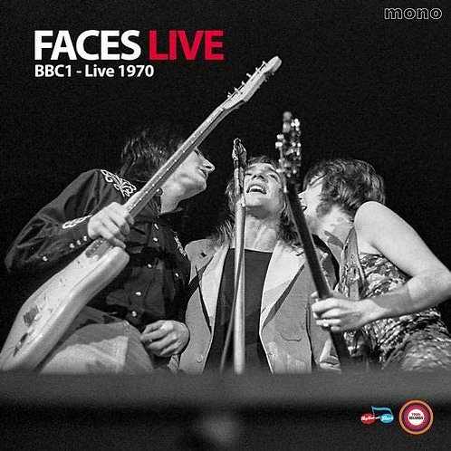 Faces - Live 1970 LP Released 05/02/21