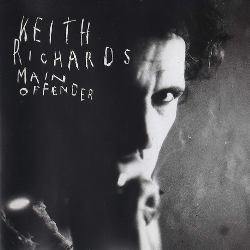 Keith Richards - Main Offender LP Released 29/11/19