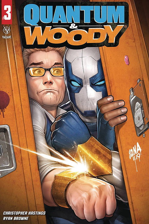 Quantum & Woody #3