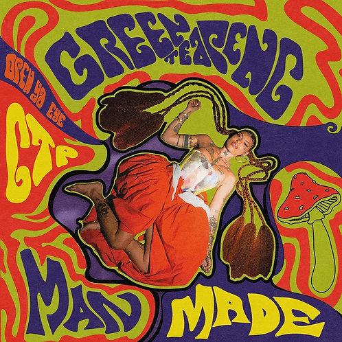Greentea Peng - Man Made - Double Vinyl LP Released 04/06/21