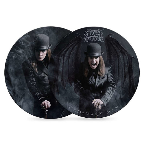 Ozzy Osbourne - Ordinary Man Picture Disc LP Released 21/02/20