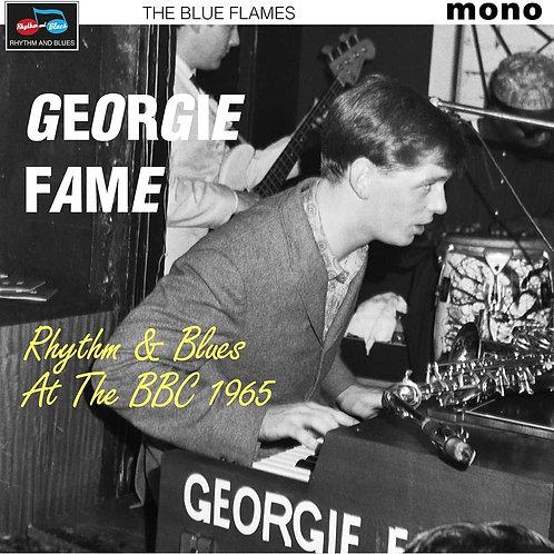 Georgie Fame - Rhythm & Blues At The BBC 1965 LP Released 18/06/21