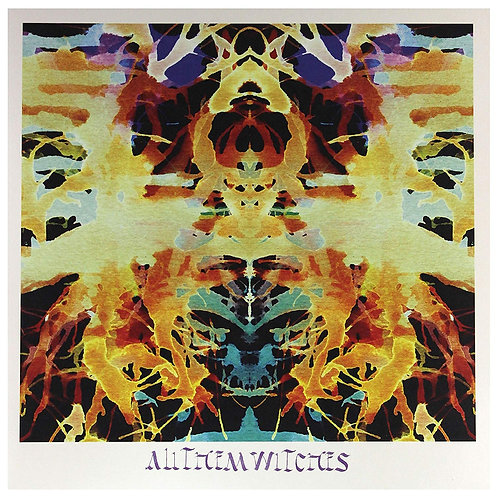 All Them Witches - Sleeping Through The War LP Released 22/11/19