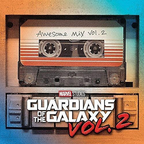 Various - Guardians Of The Galaxy Awesome Mix Vol. 2 LP