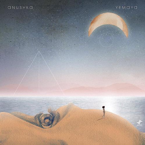 Anushka - Yemaya Clear Vinyl LP Released 25/06/21