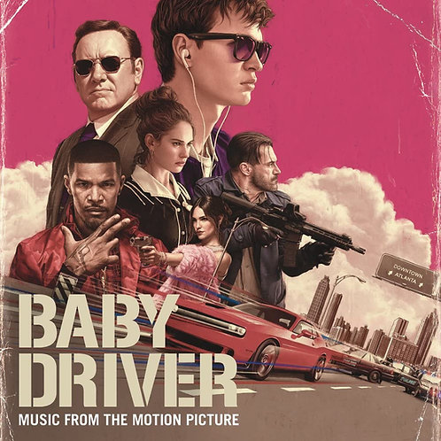 Various Artists - Baby Driver - Music From The Motion Picture LP