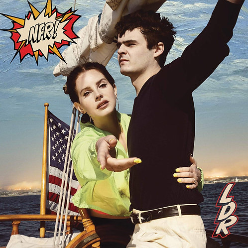 Lana Del Rey - Norman Fucking Rockwell! LP Released 30/08/19