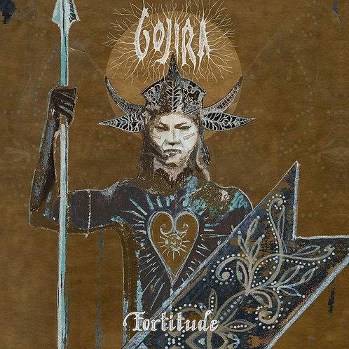 Gojira - Fortitude Black Ice Vinyl LP Released 30/04/21