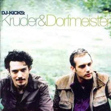 Kruder & Dorfmeister - DJ Kicks LP Released 15/05/20
