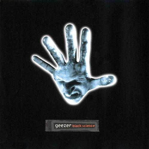Geezer Butler - Black Science LP Released 30/10/20