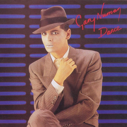 Gary Numan - Dance LP
