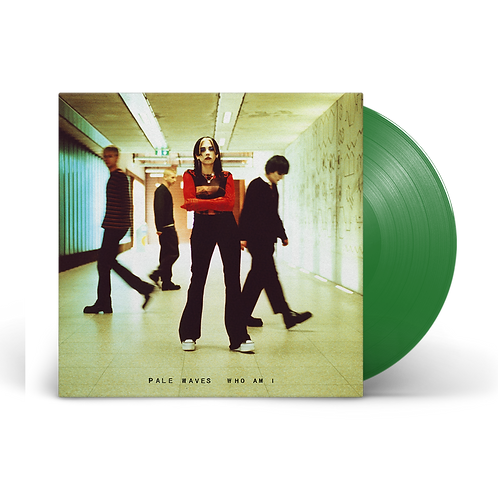 Pale Waves - Who Am I? Green Vinyl LP Released 12/02/21