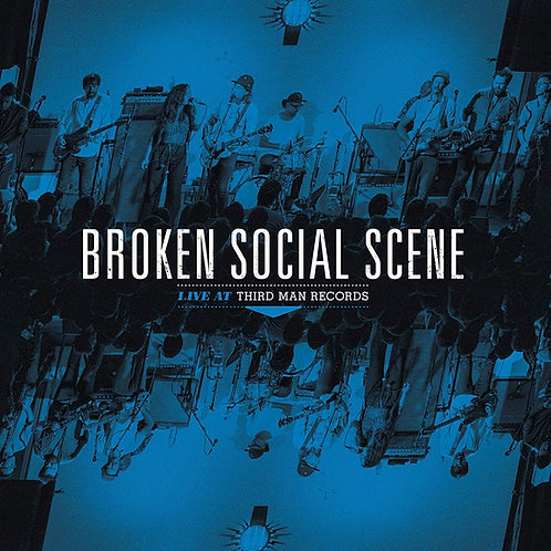 Broken Social Scene - Live At Third Man Records EP Released 28/02/20