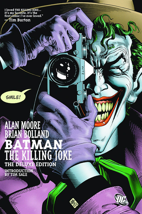 Batman The Killing Joke [HC]