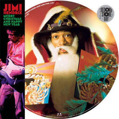 "Jimi Hendrix - Merry Christmas And Happy New Year 12"" Black Friday 2019"