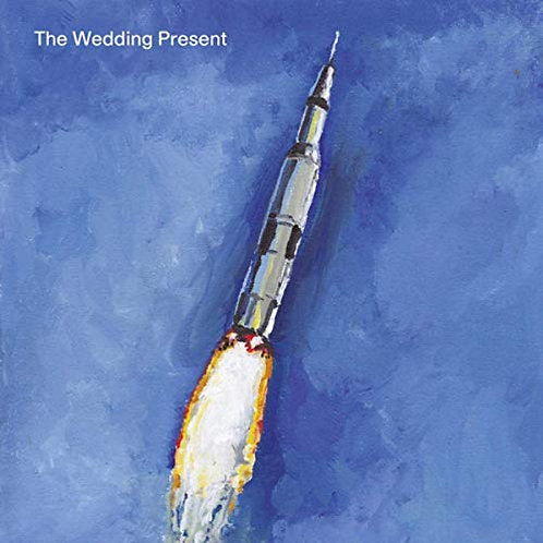 """The Wedding Present - Jump In, The Water's Fine 7"""" Released 02/08/19"""