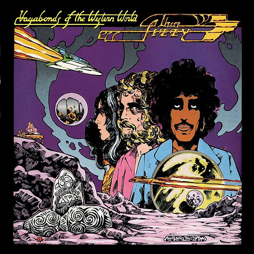Thin Lizzy - Vagabonds Of The Western World LP Released 29/11/19
