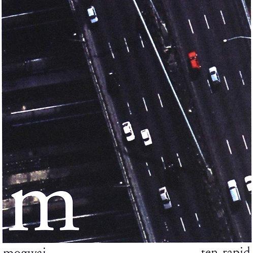 Mogwai - Ten Rapid LP Released 11/10/19