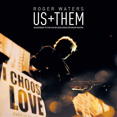 Roger Waters - Us + Them LP Released 02/10/20