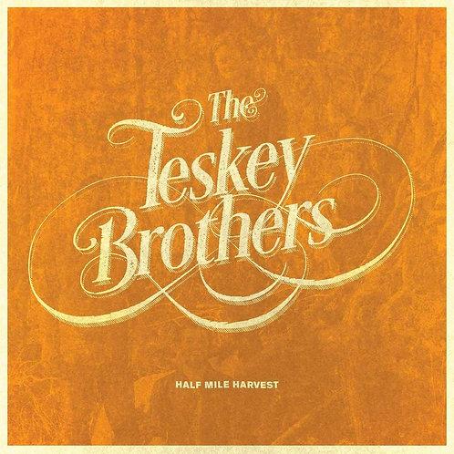 Teskey Brothers - Half Mile Harvest LP Released 14/06/19