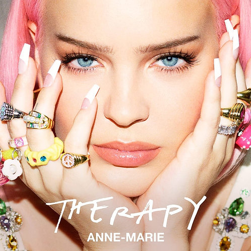 Anne-Marie - Therapy - Orange Vinyl LP Released 23/07/21