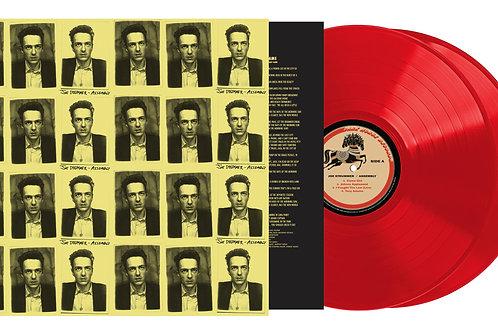 Joe Strummer - Assembly Red Vinyl 2LP Released 26/03/21