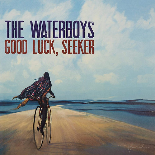 The Waterboys - Good Luck, Seeker CD Released 21/08/20