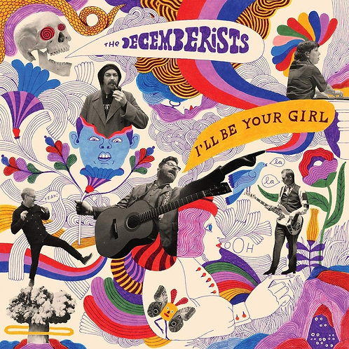 The Decemberists - I'll Be Your Girl LP