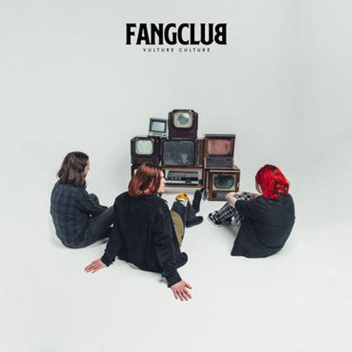 Fangclub - Vulture Culture LP Released 05/07/19