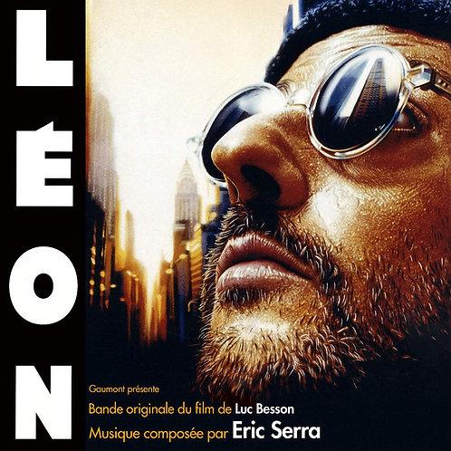 Eric Serra - Leon Soundtrack LP Released 30/08/19