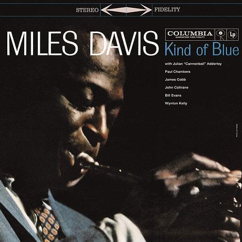 Miles Davis - Kind Of Blue LP Released 29/01/21