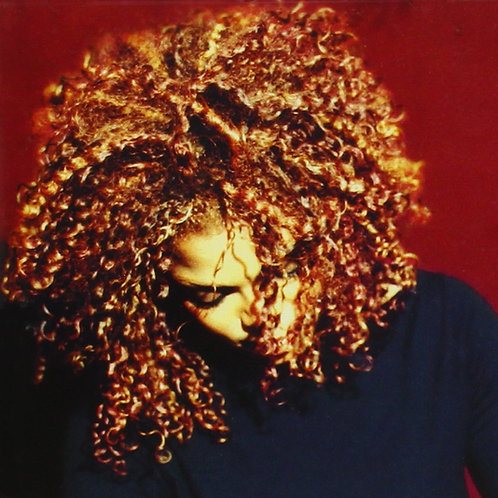 Janet Jackson - The Velvet Rope LP Released 26/07/19