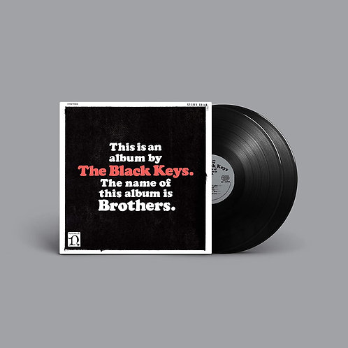 The Black Keys - Brothers (Deluxe Remastered Anniversary Edition) LP