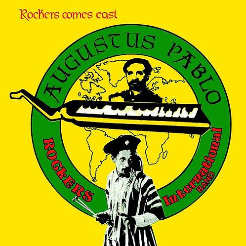 Augustus Pablo - Rockers Come East LP Released 31/07/20