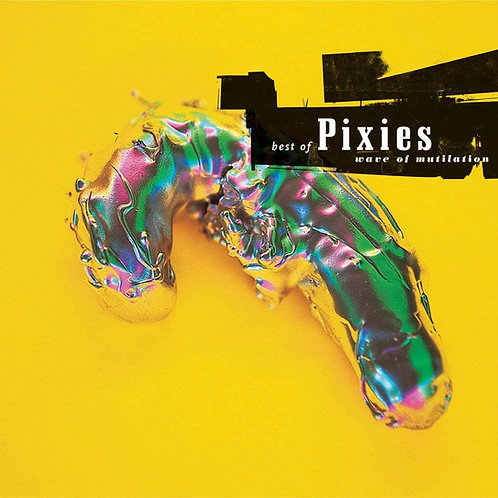 Pixies - Wave Of Mutilation: Best Of Pixies LP