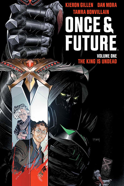 Once & Future Volume 01 [TPB]