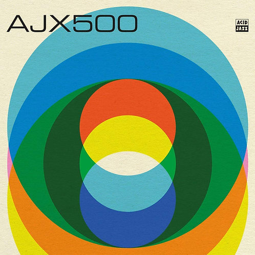 Various - AJX 500: A Collection From Acid Jazz LP Released 07/02/20