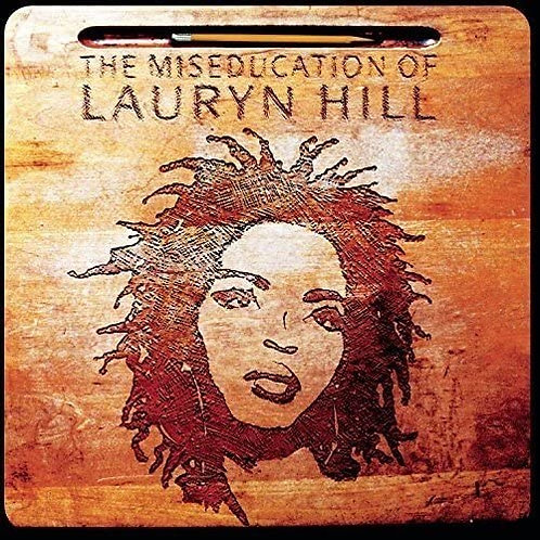 Lauryn Hill -The Miseducation Of Lauryn Hill LP