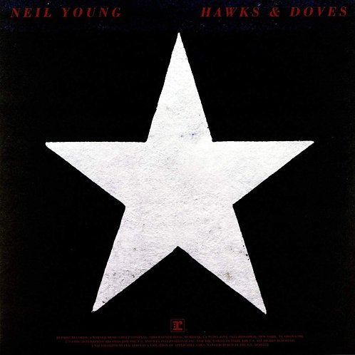 Neil Young - Hawks & Doves LP