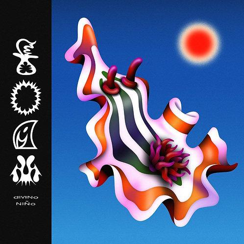 Divino Nino - Foam CD Released 21/06/19