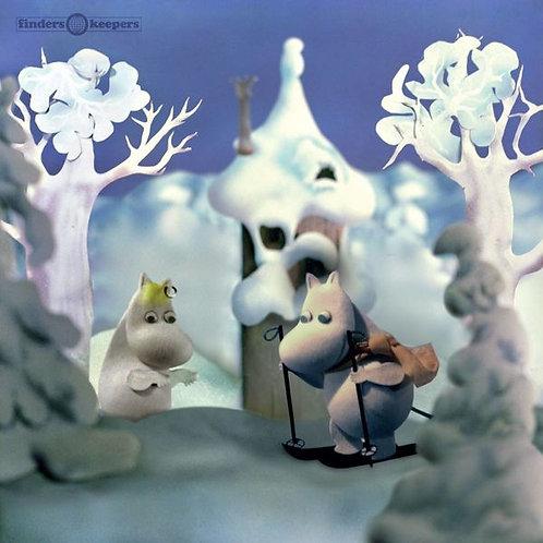Graeme Miller & Steve Shill - The Moomins Winter Wunderland LP Released 29/11/19