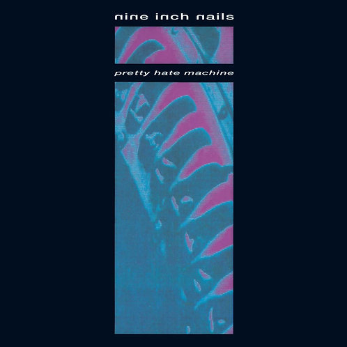 Nine Inch Nails - Pretty Hate Machine LP
